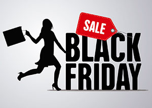 Black-Friday-sale-woman